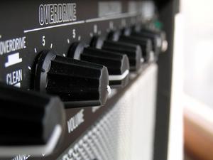 Hemgjord Mikrofonförstärkare