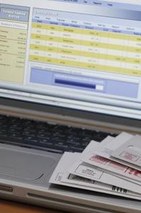 Skillnaden mellan faktura och försäljning kvitton i SPCS
