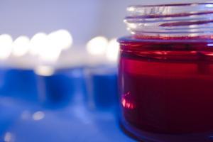 Baby Food Jar hantverk för barn
