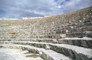 Antika grekiska teatern och masker