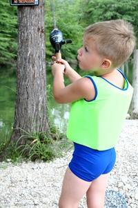 Hur att fånga stora fiskar med Banjo Minnow
