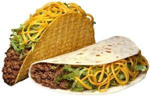 Hur värma upp kvar Tacos från Taco Bell från igår