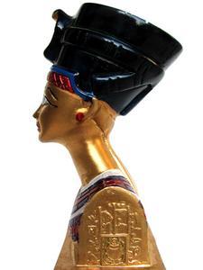 Hur man gör en Nefertiti dödsmask
