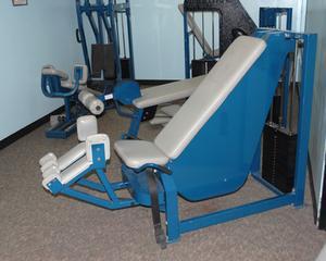 Krav för mellanrum av träning utrustning