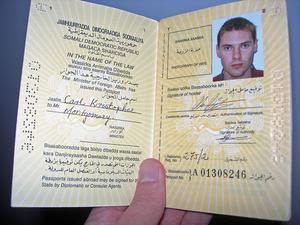 Vilken storlek bör passfoton?