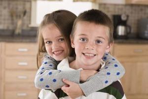 Big Brother & lilla syster gåvor