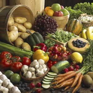 Hur man gör enkla grönsaker & frukt varelser