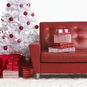 Hur att dekorera en elegant julgran