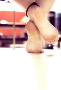 Medicinska skäl för att bränna fötter