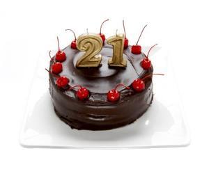 Roliga idéer för en 21: a födelsedag