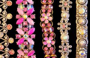 Hur man visar smycken att sälja