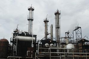 Industriell säkerhet revision checklista