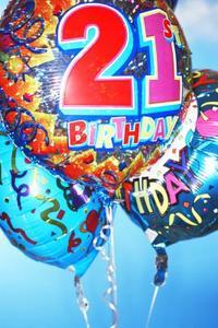 Idéer för att fira en 21: a födelsedag