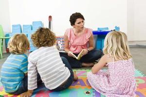 Sätt att bedöma barn i läsförståelse