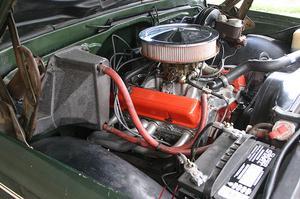 Felsökning av en 350 Chevy som inte startar