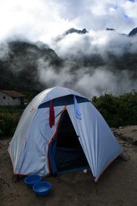Hur man rengör mögel från tält