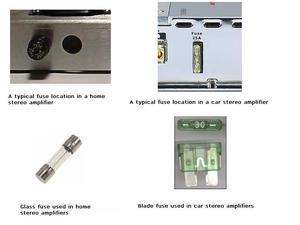 Hur man byter säkringar i stereoförstärkare