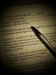 Hur man skriver en personlig låneavtalet
