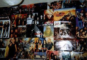 Punk sovrum Decorating Tips