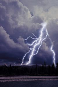 Hur man lägger Lightning effekter i mina bilder