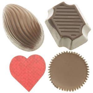 Hur att dekorera choklad godis