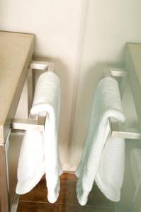 Metoder att hänga handdukar