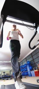 Hjärt-löpband övningar