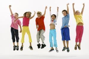 Children's Dance Team namn idéer