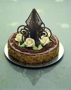 Chocolate Cake Decorating Tips
