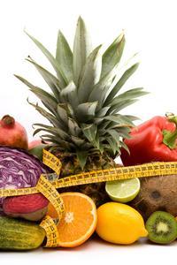 Frukt & vegetabiliska detox diet