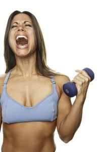 Vikt förlust och muskeltrötthet