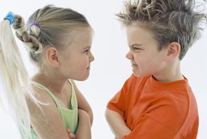 Hur man undervisar barn om svartsjuka