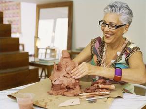 Hur man bygger lera skulpturer