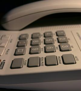 Hur man kan blockera en oönskade nummer på din hemtelefon