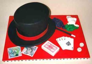 Magiska tema Birthday Party idéer