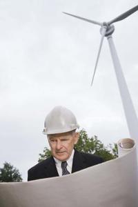 Hur man bygger en vindkraftgenerator med en 3-fas generator