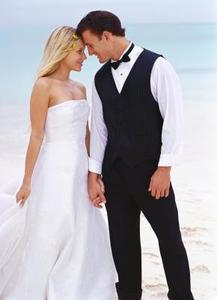 Bröllop mottagning tropiska mittpunkten idéer