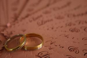Militära bröllop inbjudan etikett