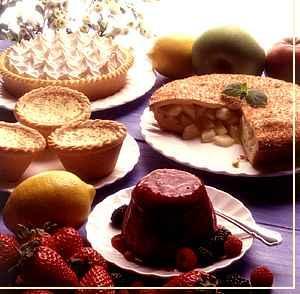 Low Carb Diet desserter