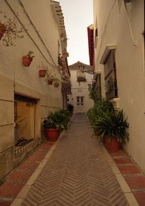 Spansk stil hem målning färger