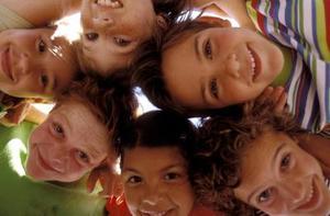 Lista över karriärer som involverar barn