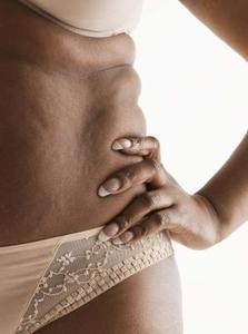 Hemgjord lerinpackningar ta bort celluliter