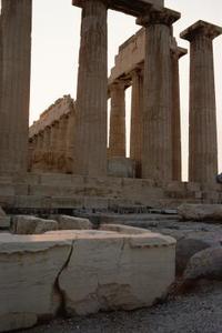 Grekisk arkitektur hantverk
