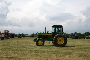 Hur fungerar en John Deere traktor