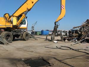 Hur metallskrot får återvinnas till nytt material?