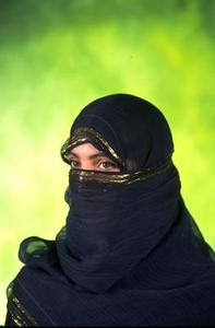 Blandning mellan män och kvinnor i Islam