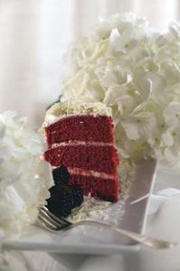 Hur man gör en röd sammet tårta från grunden