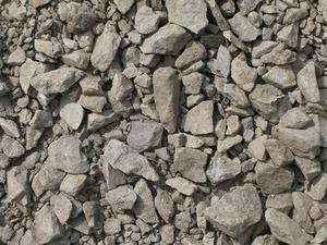 Hur man landskap med krossad sten