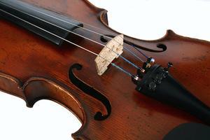 Hur du ställer in en violin bro