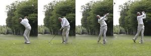 Hur man botar en golf skaft